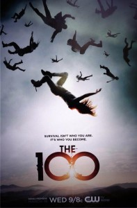The-100-poster-falling-vertical